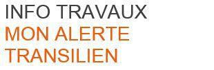 INFO TRAVAUX RER C